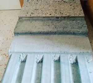 Ondervloer hout zwaluwstaart platen